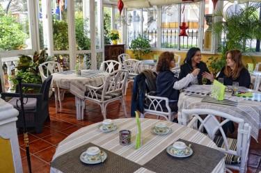 terraza hotel elcano malaga pedregalejo